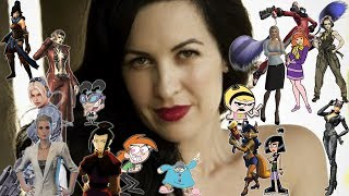 The Many Voices Of Grey DeLisle In Video Games