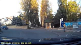 14 09 2014 Донецк Эксклюзив!Обстрел Путиловки!Чапаева,2