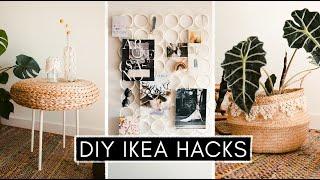3,5 IKEA Hacks Für Boho Vibes Im Wohnzimmer - Schnell Und Einfach