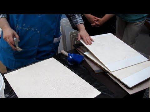 Обучение по Декоративной штукатурке Часть  8