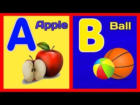 a for apple b for badka apple| abcd phonics song| alphabet song nursery rhymes jollibee