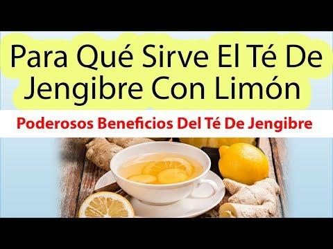 PARA QUE SIRVE EL TE DE JENGIBRE CON LIMON: Beneficios Del Te De Jengibre Con Limon Para La Salud