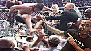 Khabib vs McGregor bagarre générale ! Je vous explique... - ActuFight #4