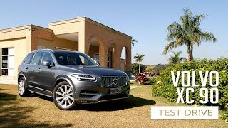 Volvo XC90 - Test Drive