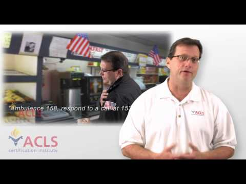 Welcome to ACLS Certification Institute - YouTube