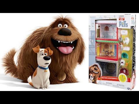 PETS Vita da Animali - Apriamo il Playset dei Mini Appartamenti di Pets [Gioco Italiano per Bambini]