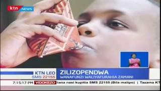 Zilizopendwa: Tunakumbuka maziwa ya Nyayo