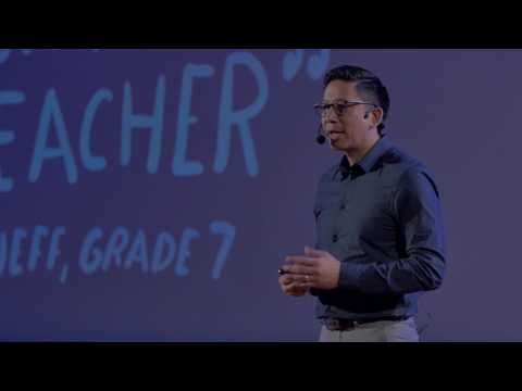 What makes a good teacher great? | Azul Terronez | TEDxSantoDomingo