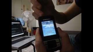 Débloquer Partiellement Samsung C3050 - Gratuit