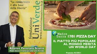 Madre Terra – 02/2021 – 17 Gennaio, Pizza Day