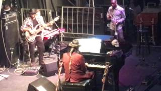 Dr  John - Tipitina live @ Double Decker Festival Oxford, MS 4-29-17