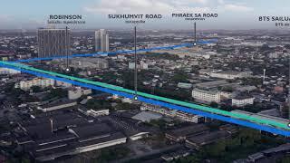 New High Rise with River Views near the City and the Beach at Samut Prakan, Bangkok - 1 Bed 22 Sqm Units