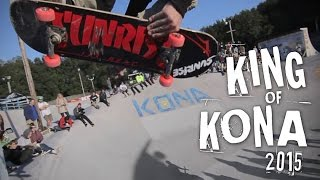 King of Kona 2015 | MuirSkate Longboard Shop