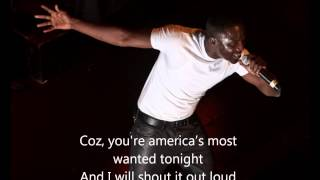 Akon - Americas Most Wanted LYRICS | Americas Most Wanted Akon (NEW SINGLE)