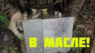 Нашли Склад пулеметного расчета в Железной реке металлоискатель и поисковый магнит