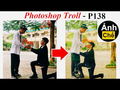 Ảnh Chế  💓 Photoshop Troll (P 138), James Fridman