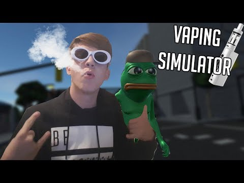 Vaping Simulator!