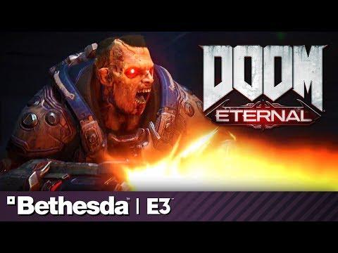 DOOM Eternal - Gameplay Demo | Bethesda E3 2019