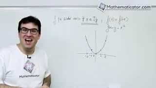 Vlastnosti funkce 2 - Sudá funkce