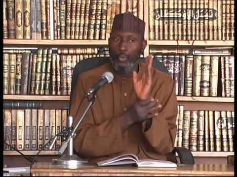 Sheikh Awwal Albany Zaria(Umdatul Ahkam 5a)