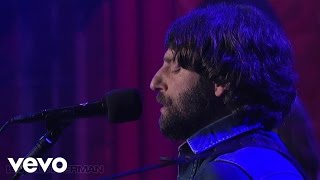 Ray LaMontagne And The Pariah Dogs - Repo Man (Live on Letterman)