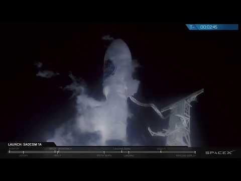 Космическое такси Илона Маска отвезло на орбиту аргентинский спутник и вернулось на базу в США, вызвав слухи об инопланетном вторжении (ВИДЕО)