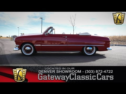Video of '50 Convertible - MOAA