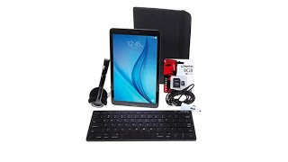 Samsung Galaxy Tab E 9.6 16GB Android Tablet with Access...