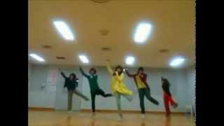 Arashi  Step and Go  dance