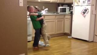 Brother Hugs!