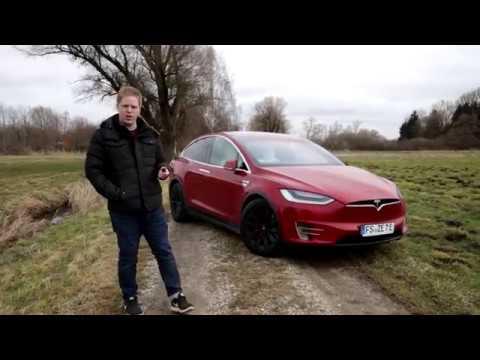 2019 Tesla Model X with Ludicrous Mode - Review, Fahrbericht, Testdrive