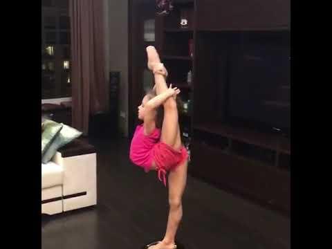Кристина Шмидт художественная гимнастика // Kristina Shmidt rythmic gymnastic