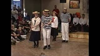 Music Hall Dance 1995 Pat Tracey And Camden Clog
