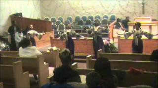 WALKING IN THE ANOINTING PRAISE TEAM VIDEO