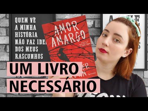 RESENHA: AMOR AMARGO | Ju Barcellos