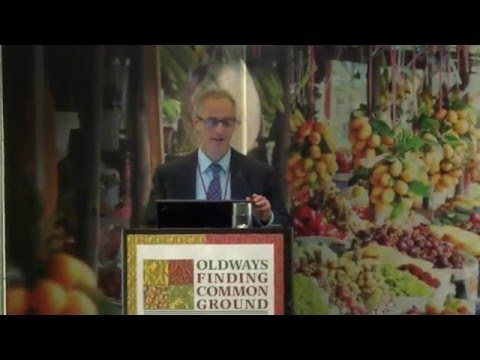 Thumbnail for video: Food Marketing & the Food Environment - Dr. Dariush Mozaffarian