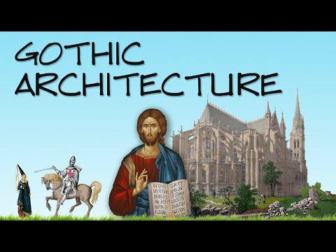 mp4 Architecture Gothic, download Architecture Gothic video klip Architecture Gothic