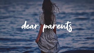 Tate McRae - dear parents... [Lyrics]