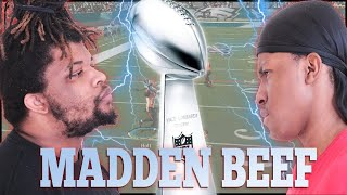 The Madden Beef SUPER BOWL! You Won't Believe How This Ends!