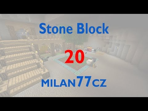 Stone Block - E20   Energy Condenser  
