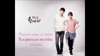 Baek Ji Young - After a Long Time Has Passed (Rooftop Prince OST)sub español ღ