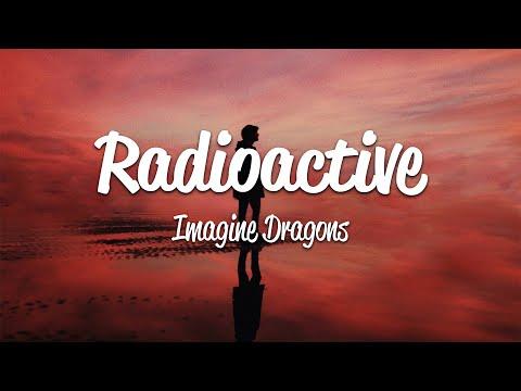 Imagine Dragons - Radioactive (Lyrics)