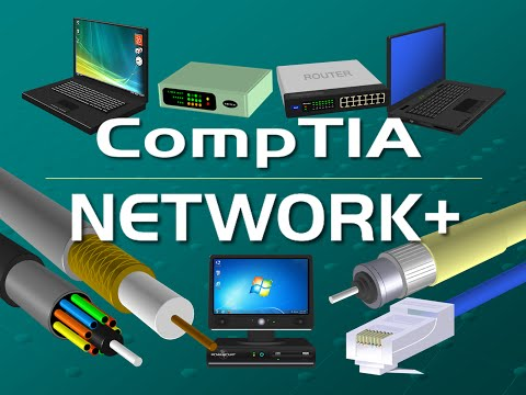 CompTIA Network+ Certification Video Course - YouTube