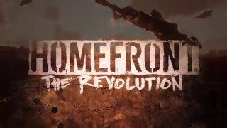 VideoImage2 Homefront: The Revolution Freedom Fighter Bundle