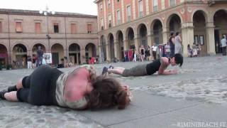 preview picture of video 'Festival Teatro Santarcangelo di Romagna'