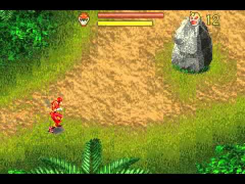 power rangers wild force gba coolrom