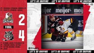 Wolves vs. Griffins | Apr. 29, 2021