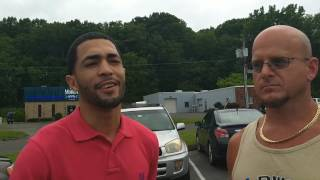 Why didn't Miguel Ortiz Fight on the CES card June 9th?   I got a hold of him and asked him why.