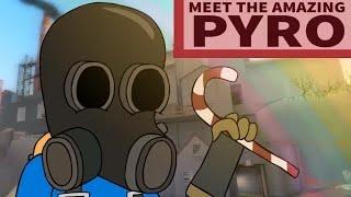 Meet the Amazing Pyro