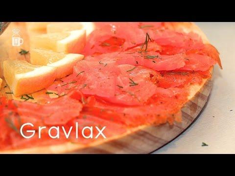 The Salt Guru: How to Make Gravlax